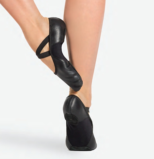 5bfaca87e2577 Ballet Slippers, Capezio, Hanami Leather Ballet 2038W, $35.00, from  VEdance, the very best in ballroom and Latin dance shoes and dancewear.