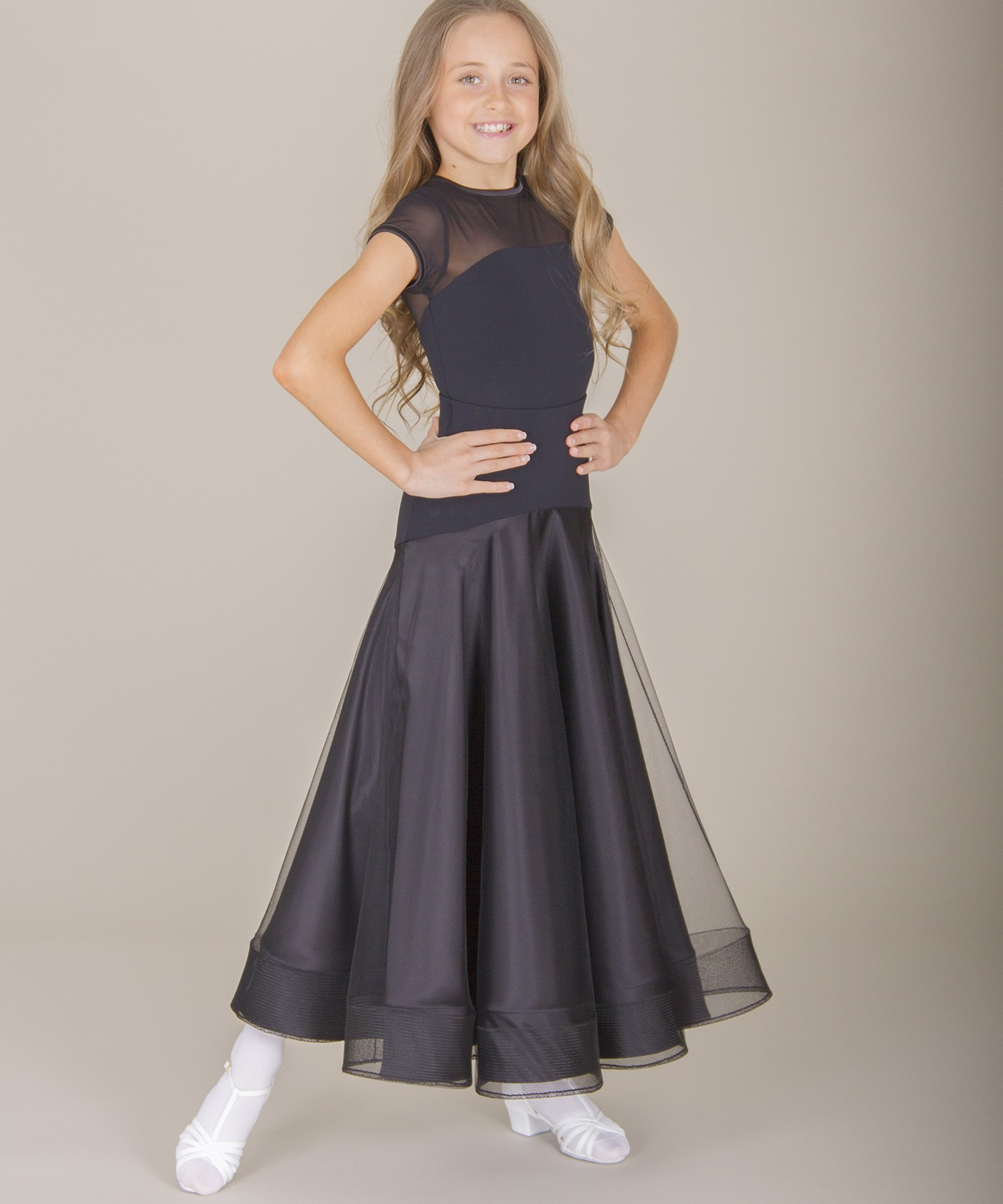 7df8fa9e36f95 Children's Skirts, DSI London, 3112 Hettie Juvenile Skirt, $265.00, from  VEdance, the very best in ballroom and Latin dance shoes and dancewear.