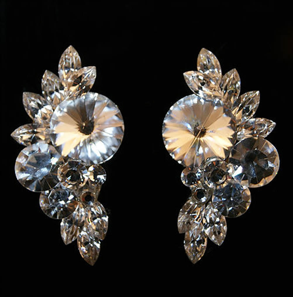 Latin Dance Earrings: Earrings, VEdance, FC169 Earrings, $69.00, From VEdance