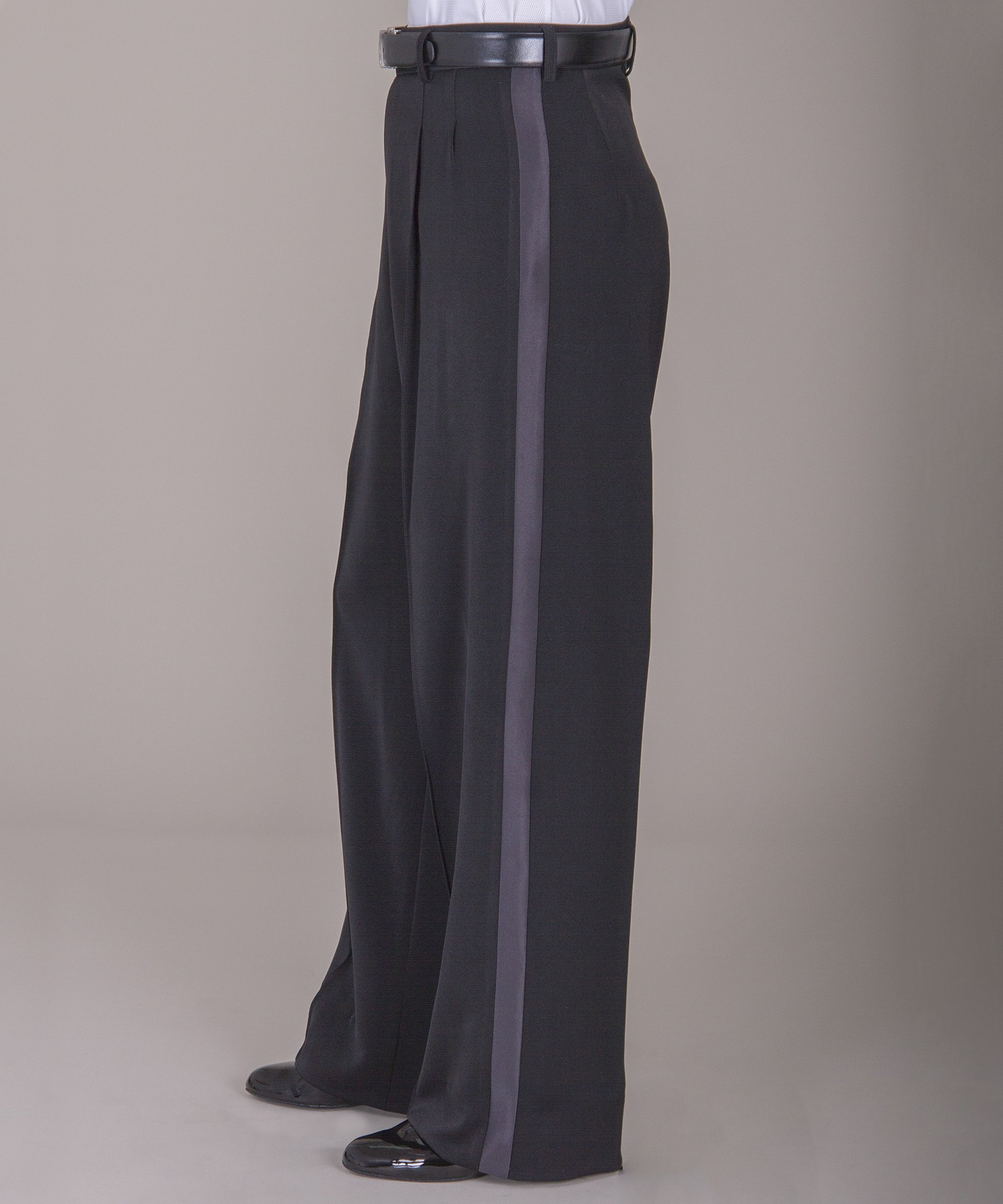 b734012d1 Men's Dance Pants, DSI London, 4005 Ballroom Trousers with Satin Stripe,  $175.00, from VEdance, the very best in ballroom and Latin dance shoes and  ...