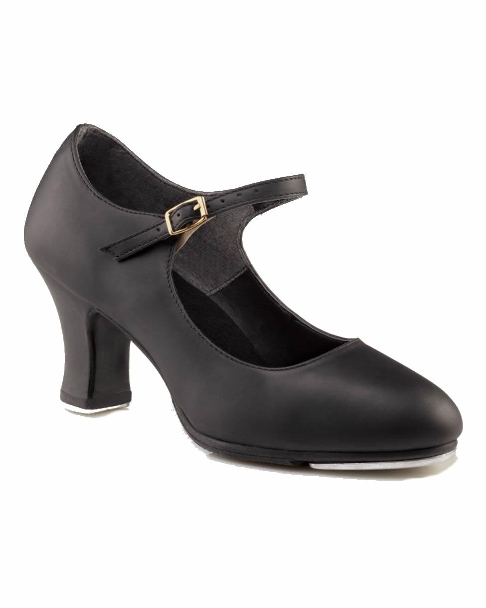 Tan Tap Shoes Size