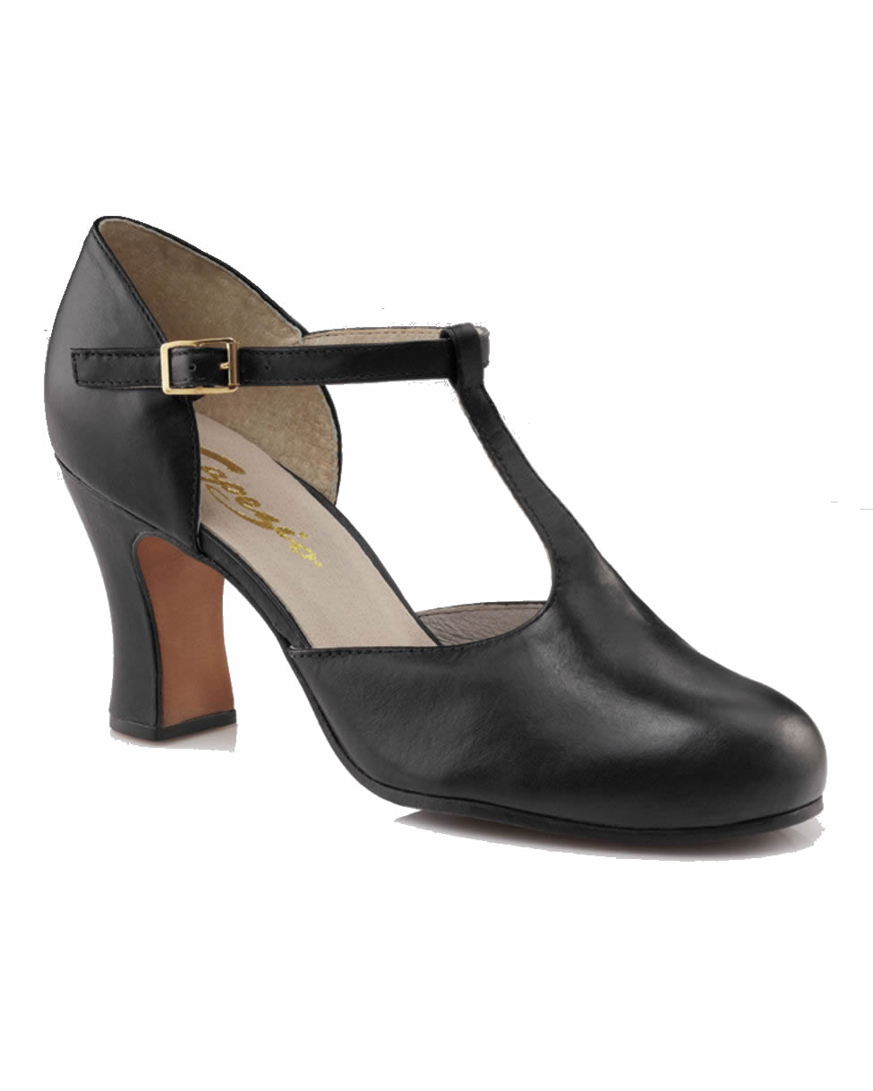 Tap and Character Shoes, Capezio, Chorus T-Strap, $240.00 ...