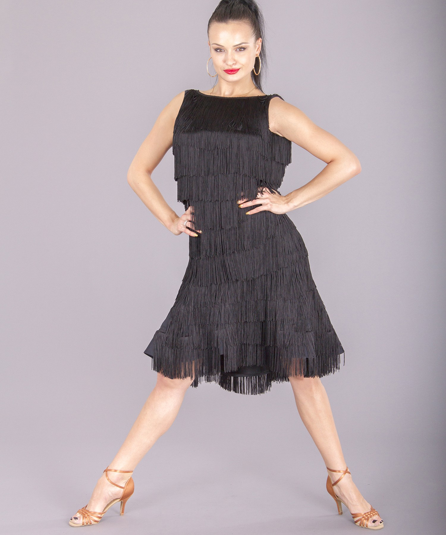 962136bc85ff Women's Dresses, DSI London, 3251 Yuliya Dress, $350.00, from VEdance, the  very best in ballroom and Latin dance shoes and dancewear.